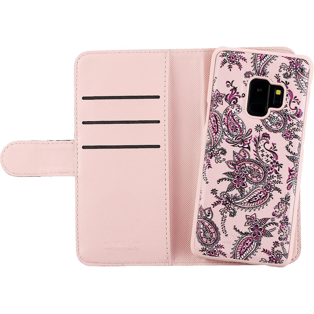 Plånboksfodral för Samsung Galaxy S9, Holdit