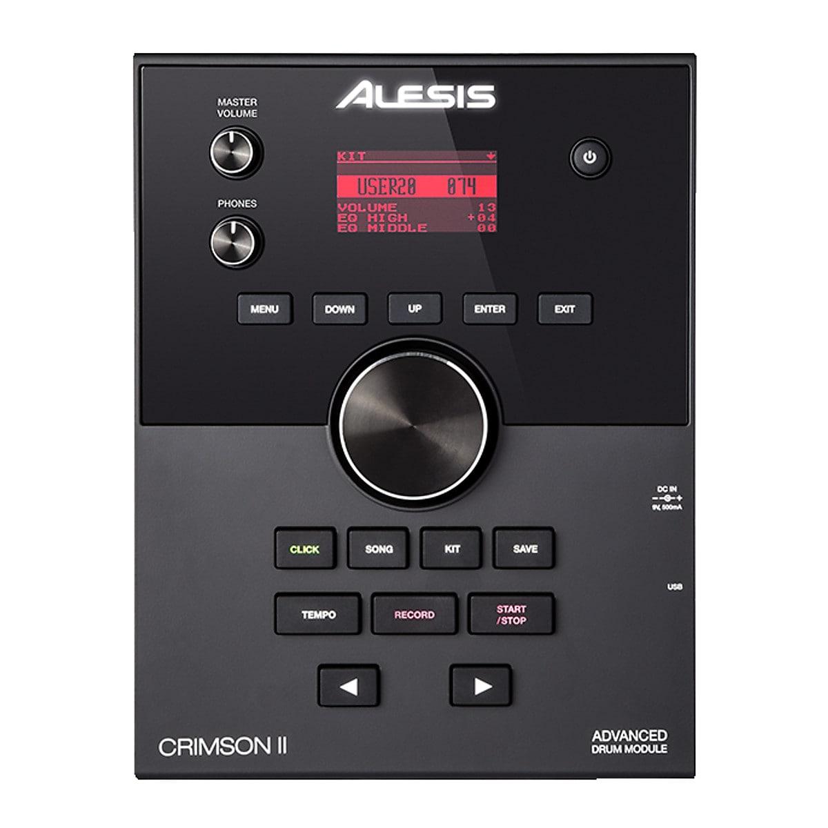 Digitalt trumset Alesis Crimson II Kit