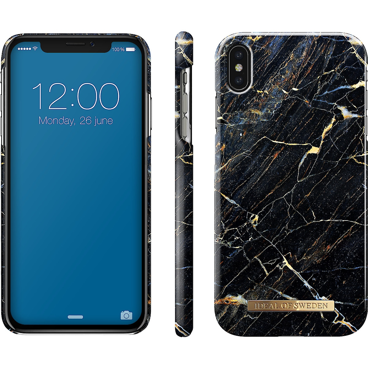 Kuori iPhone XS Max, iDeal of Sweden