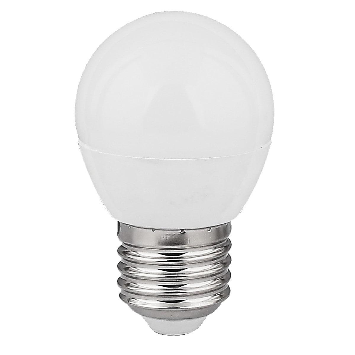 Dimringsbar klotlampa LED E27 V-light