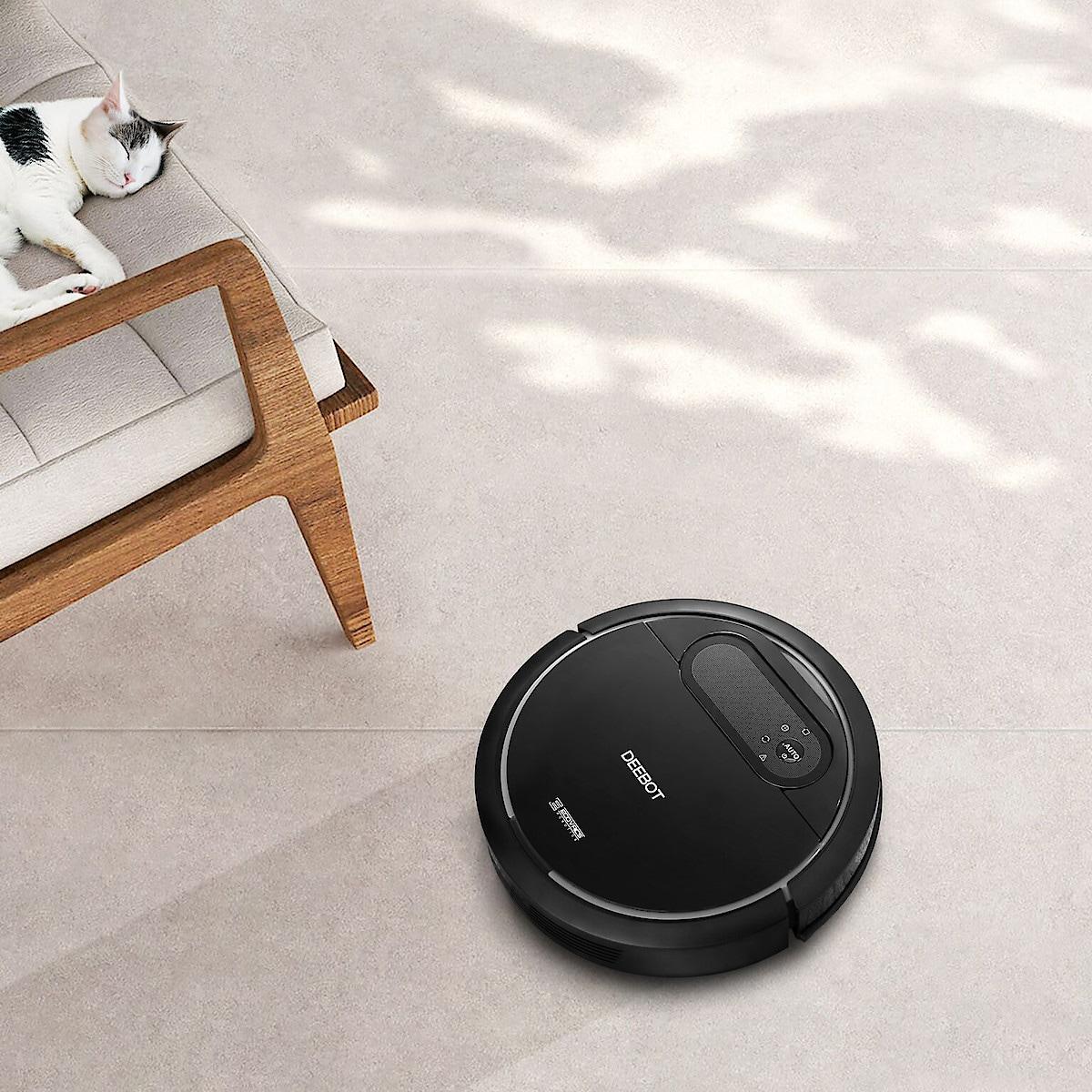 Robotti-imuri Ecovacs Deebot N78D