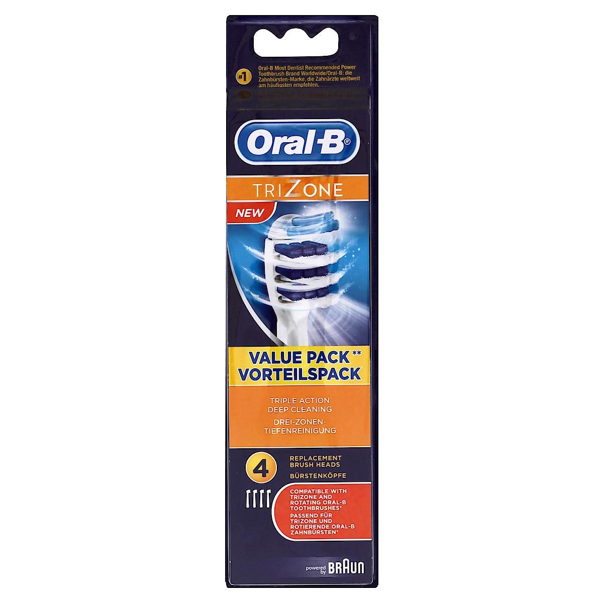 Oral-B TriZone refill børstehode