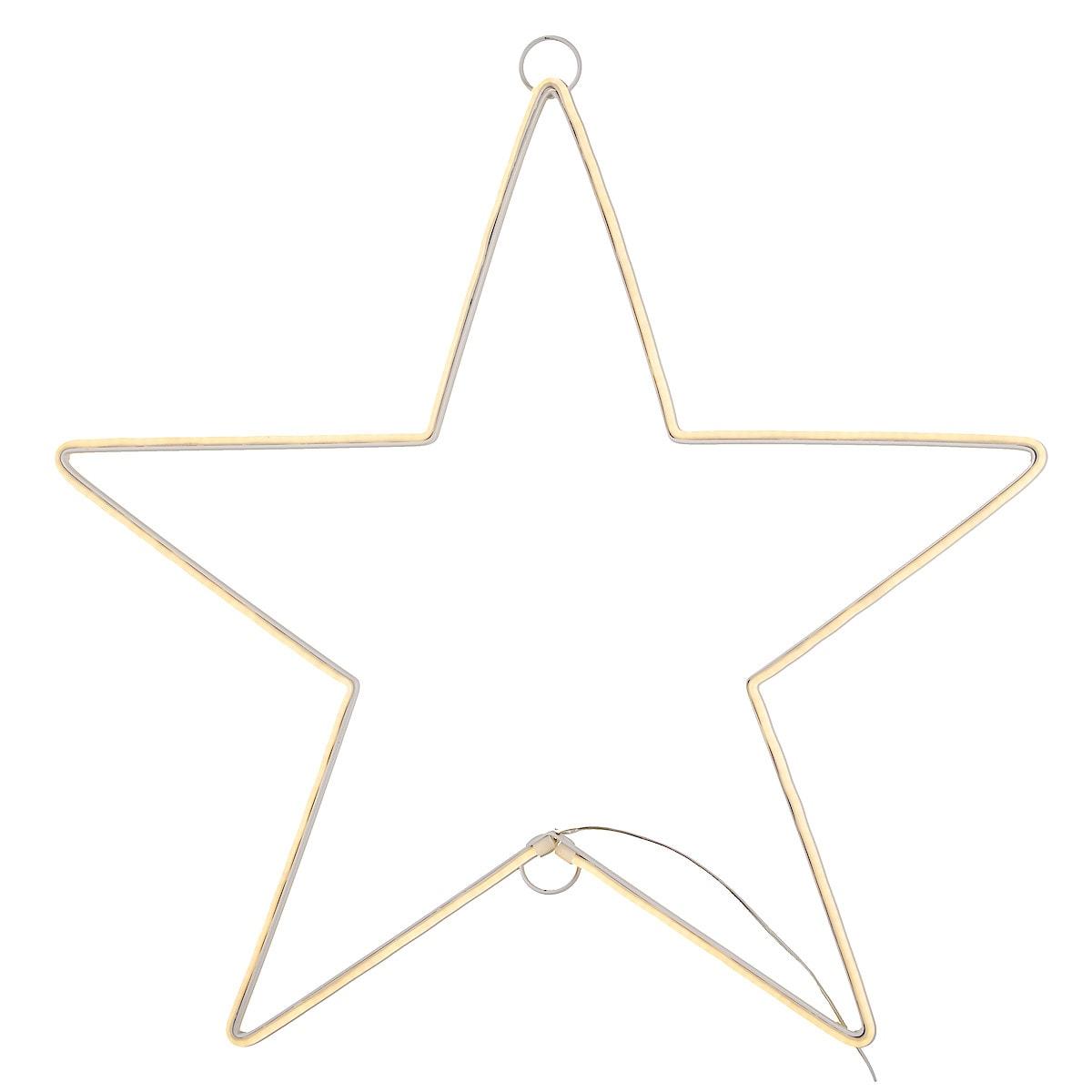 Northlight stjerne til flaggstang