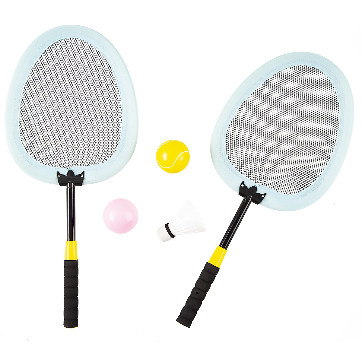 Badmintonset för barn
