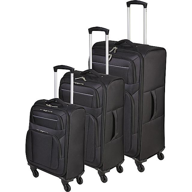 Resväskor 3 pack Asaklitt Lightweight | Clas Ohlson