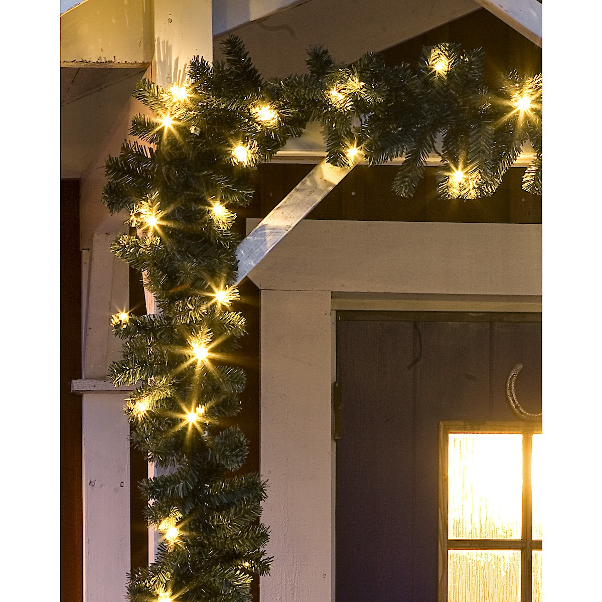 Northlight LED Garland String Light Extension