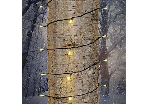 Ljusslinga med varmvita LED lampor Northlight | Clas Ohlson