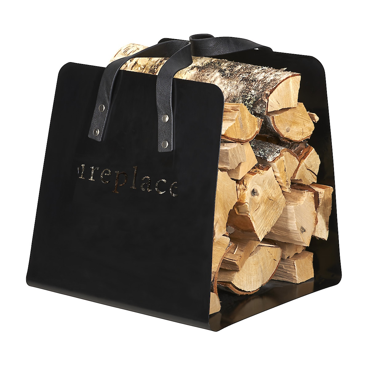 Holzkorb Fireplace