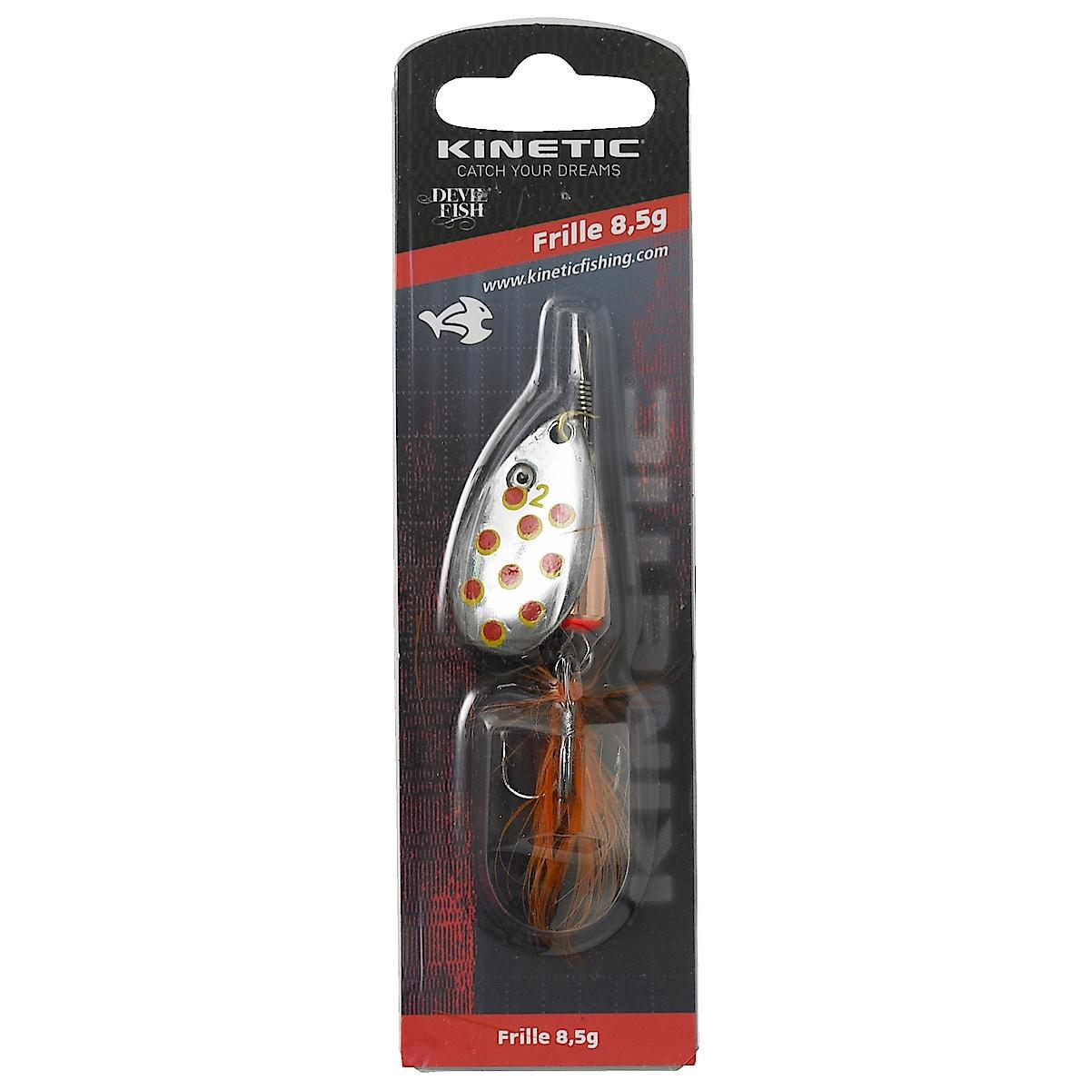 Kinetic Frille 8,5 g spinner