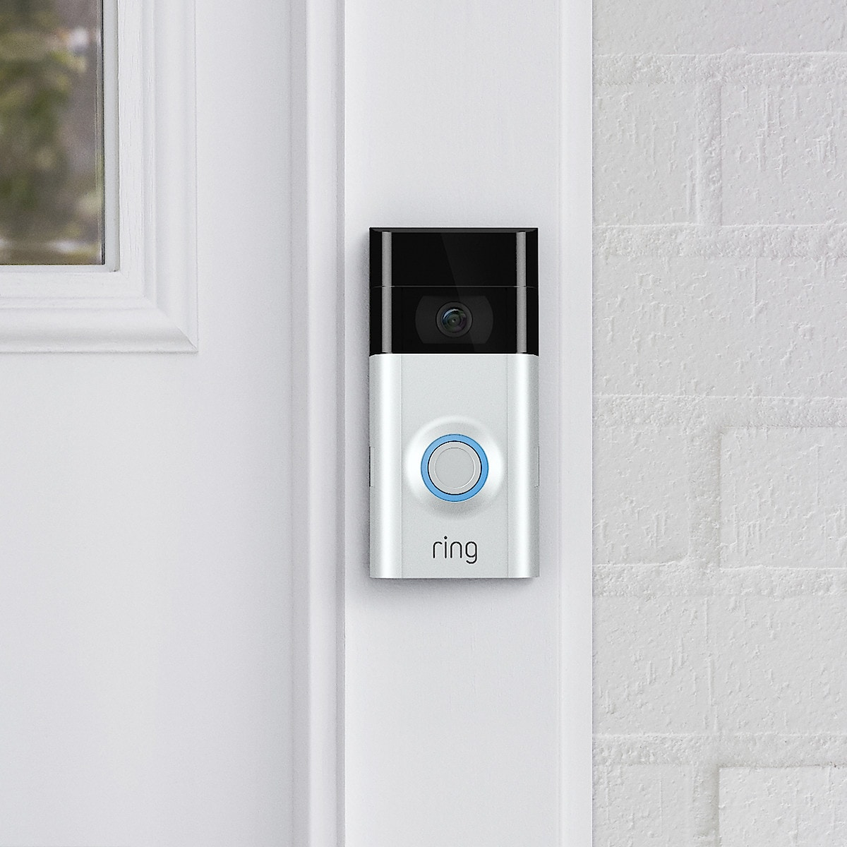 Ring Video Doorbell 2 Doorbell with Camera