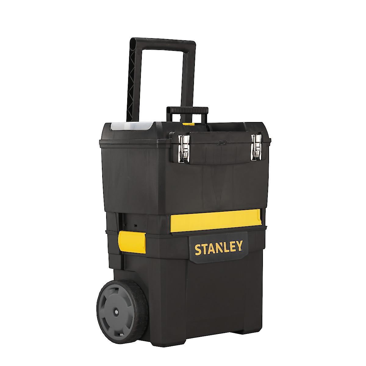 Työkaluvaunu ja säilytyslaatikko Stanley