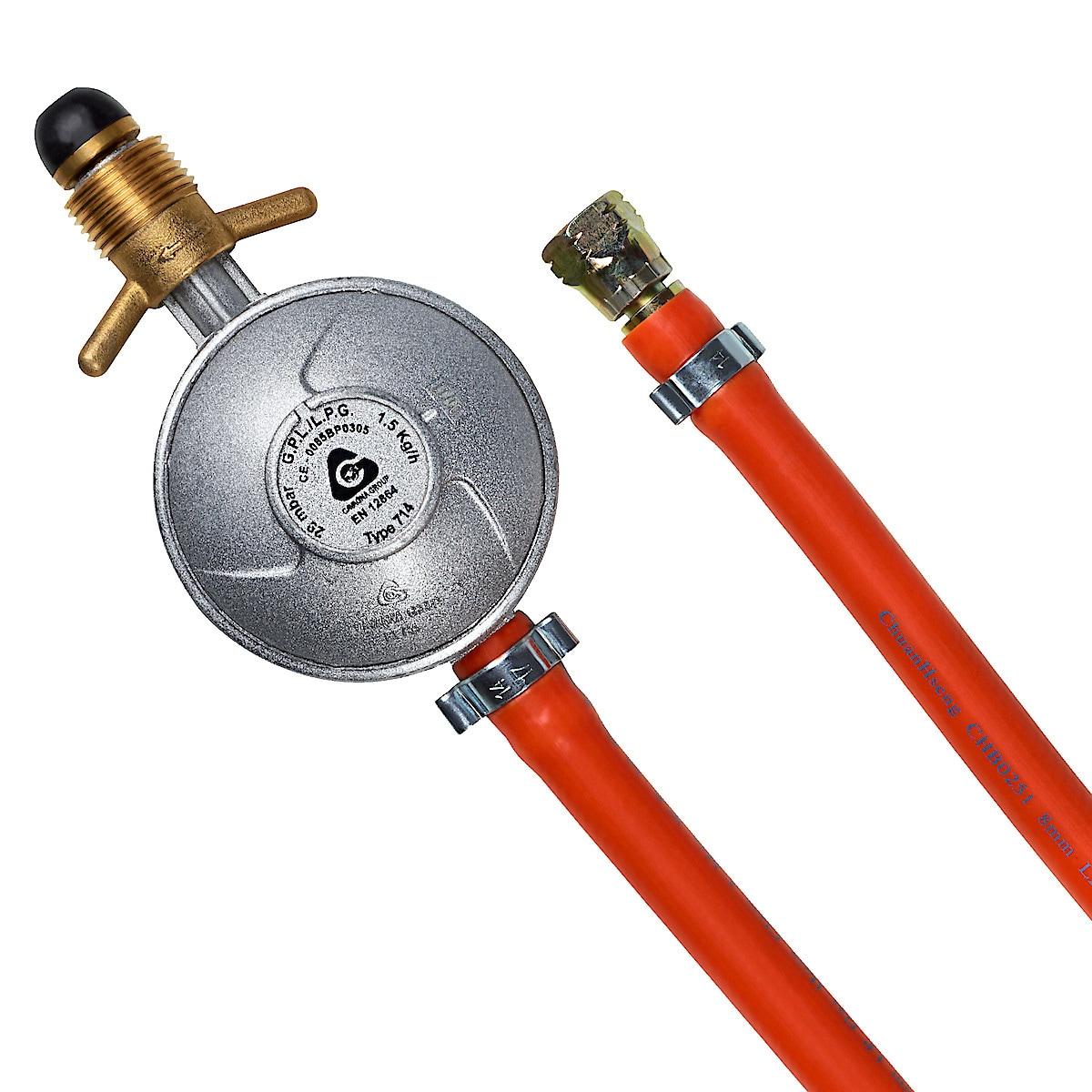 Gasolregulator Weber 8454 | Clas Ohlson