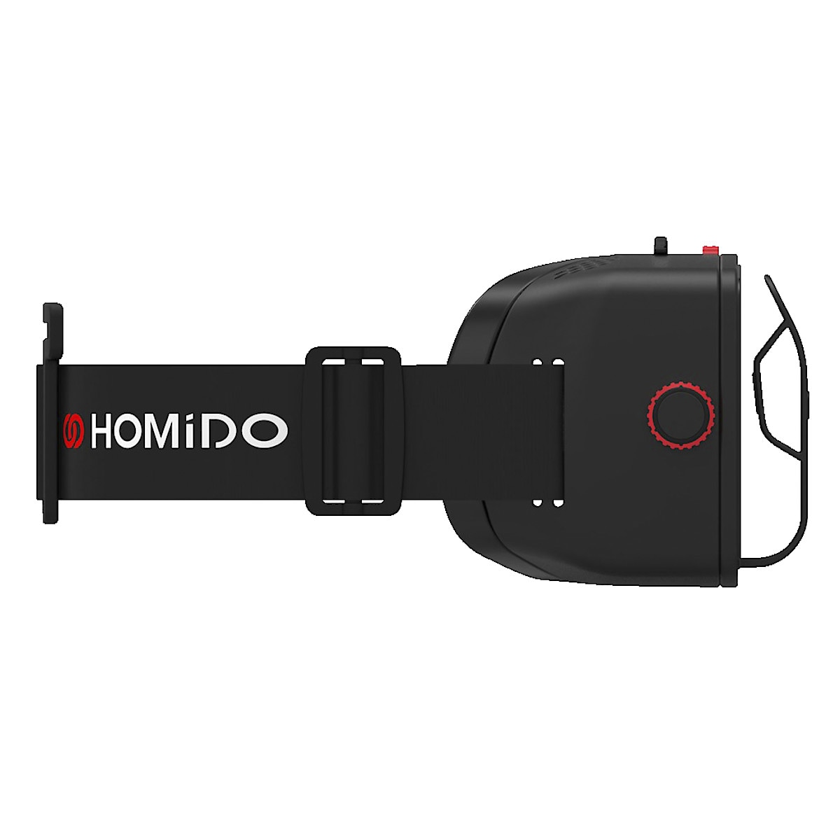 Homido VR-brille for smartphone
