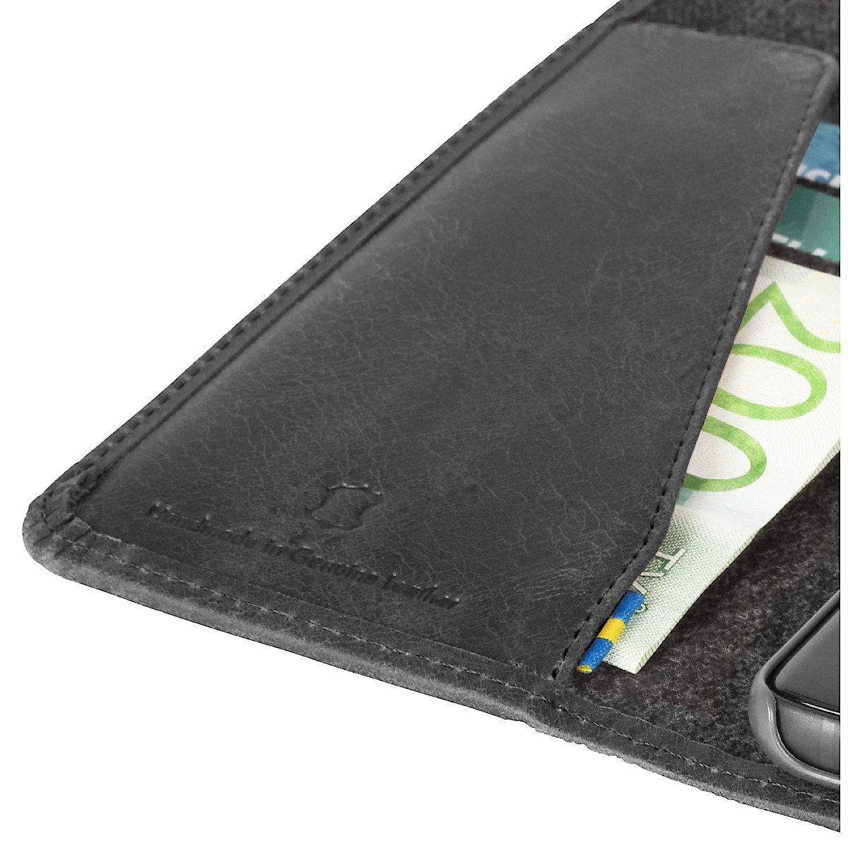 Lompakkokotelo Samsung Galaxy S10, Krusell Sunne FolioWallet