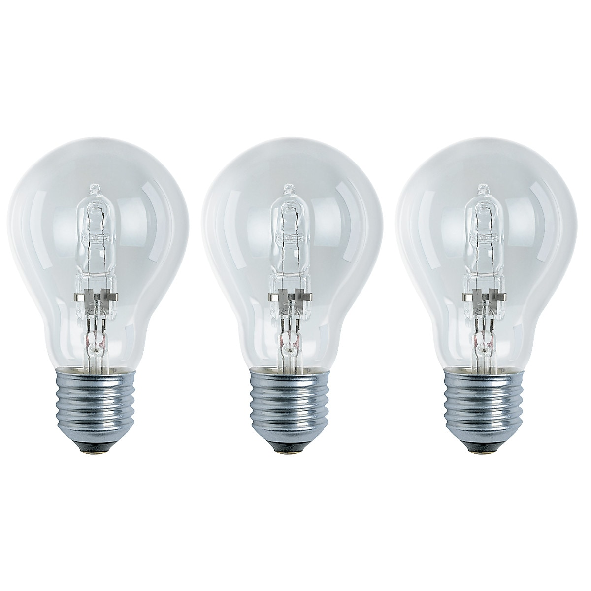 Halogenlampe Classic E27 Northlight 3er-Pack