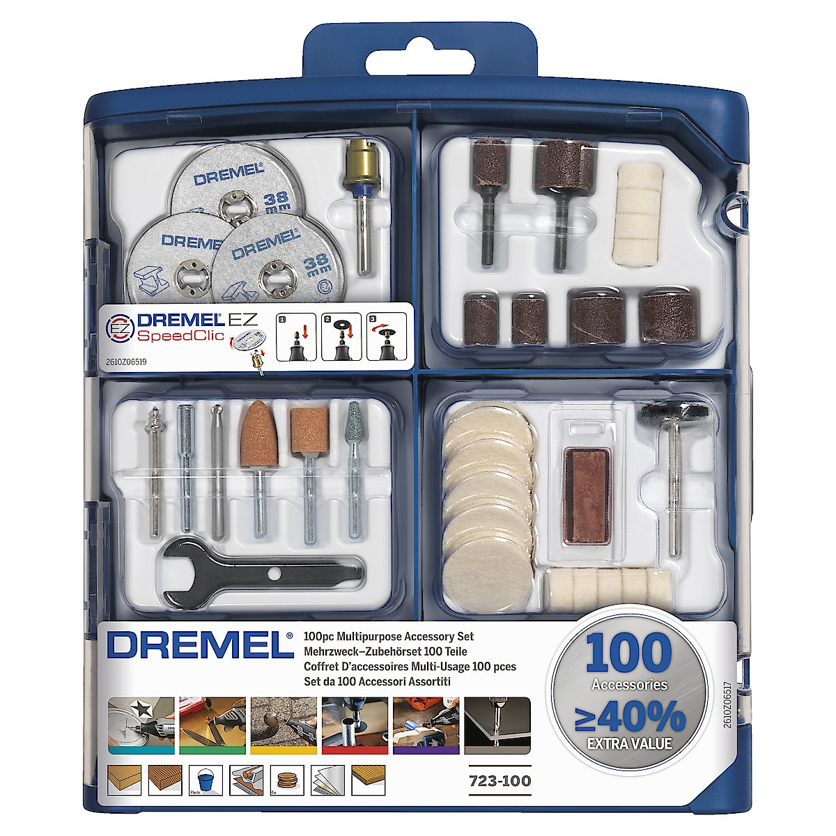 Dremel Accessory Set