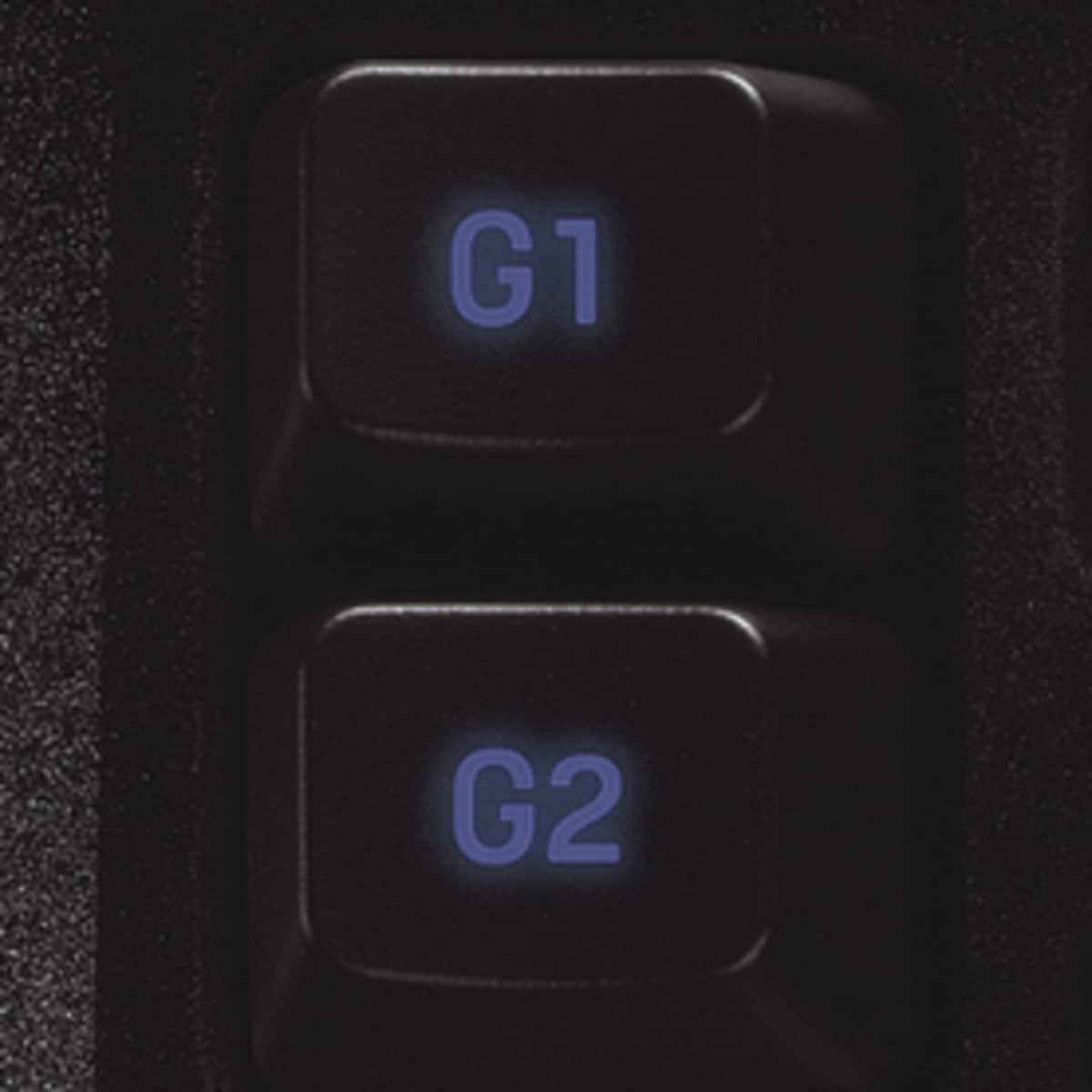 Pelinäppäimistö Logitech G105