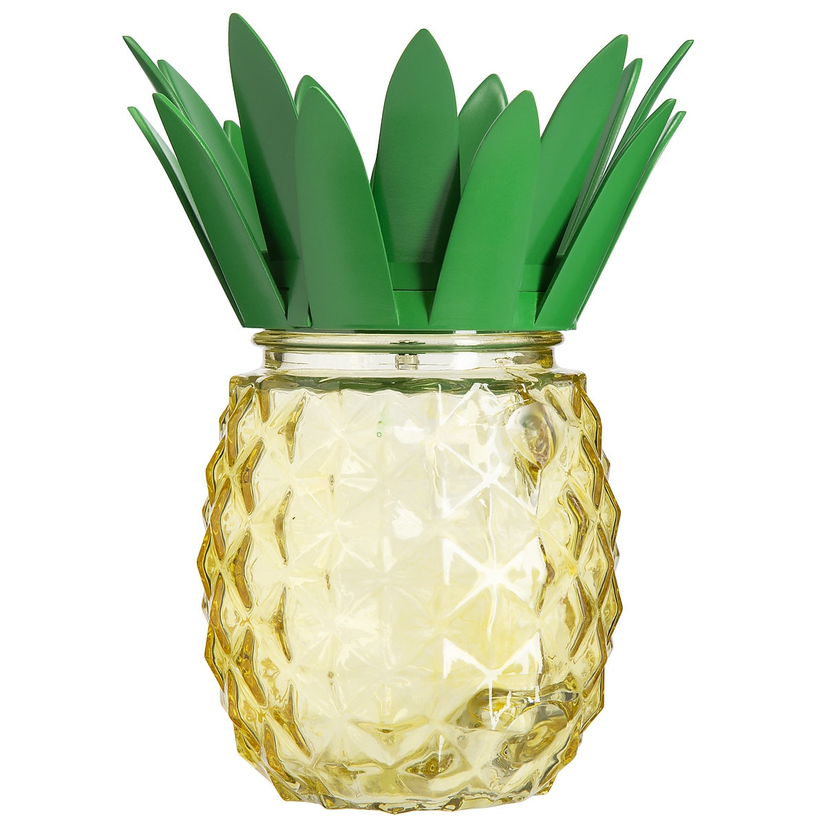 Ananas solcellelykt