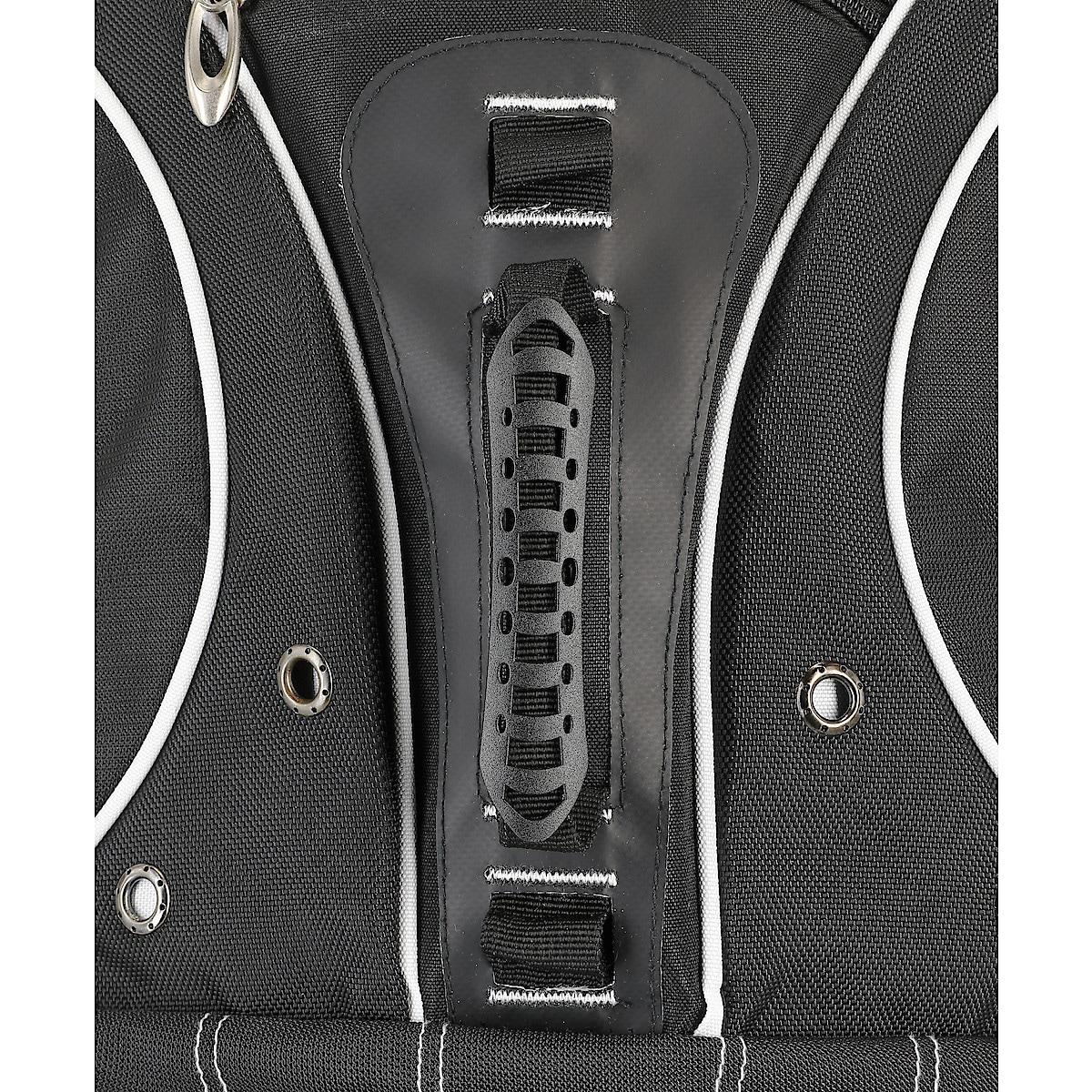 Ryggsäck 30 liter Asaklitt, svart dagsryggsäck
