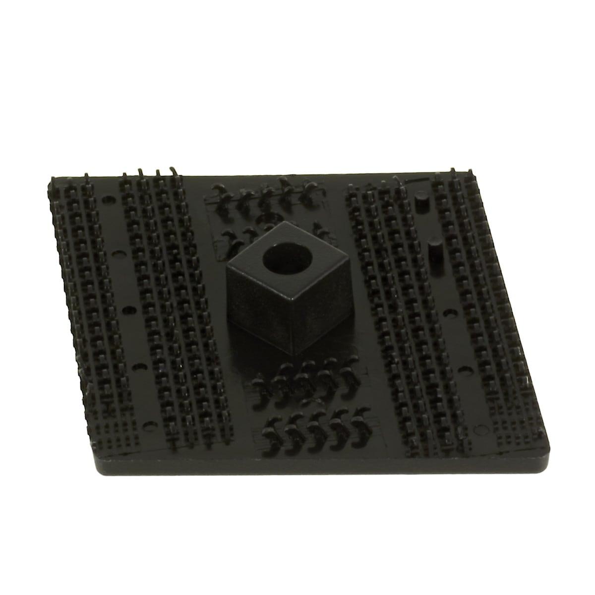 Halterung für die kleine Schleifplatte Black & Decker