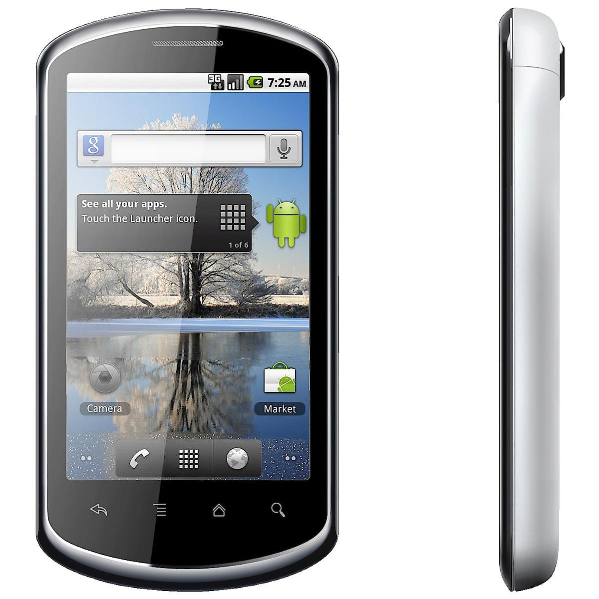 HUAWEI Ideos X5 mobiltelefon