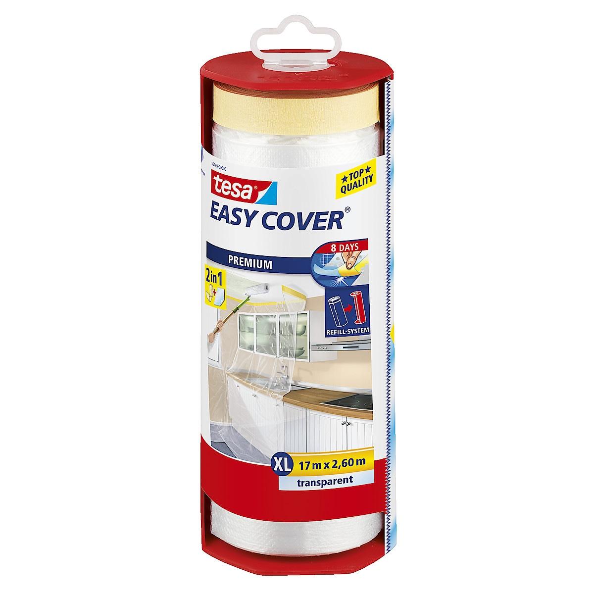 Tesa Easy Cover maskering