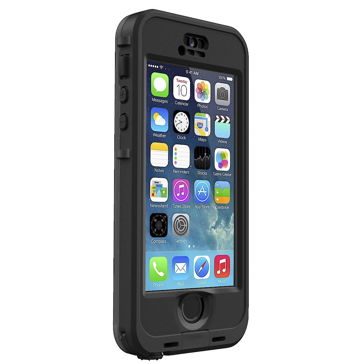Kuori iPhone 5:lle/5S/SE:lle, Lifeproof Nuud