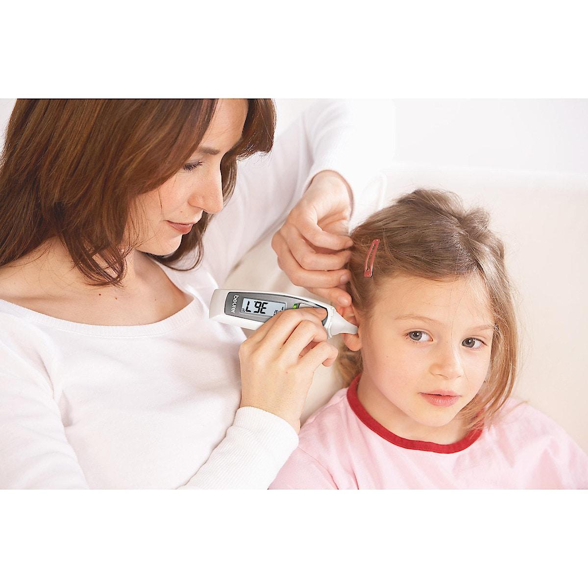 Beurer panne- og øretermometer, FT65