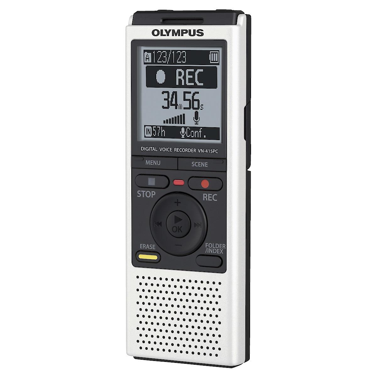 Digitales Diktiergerät Olympus VN-415 PC