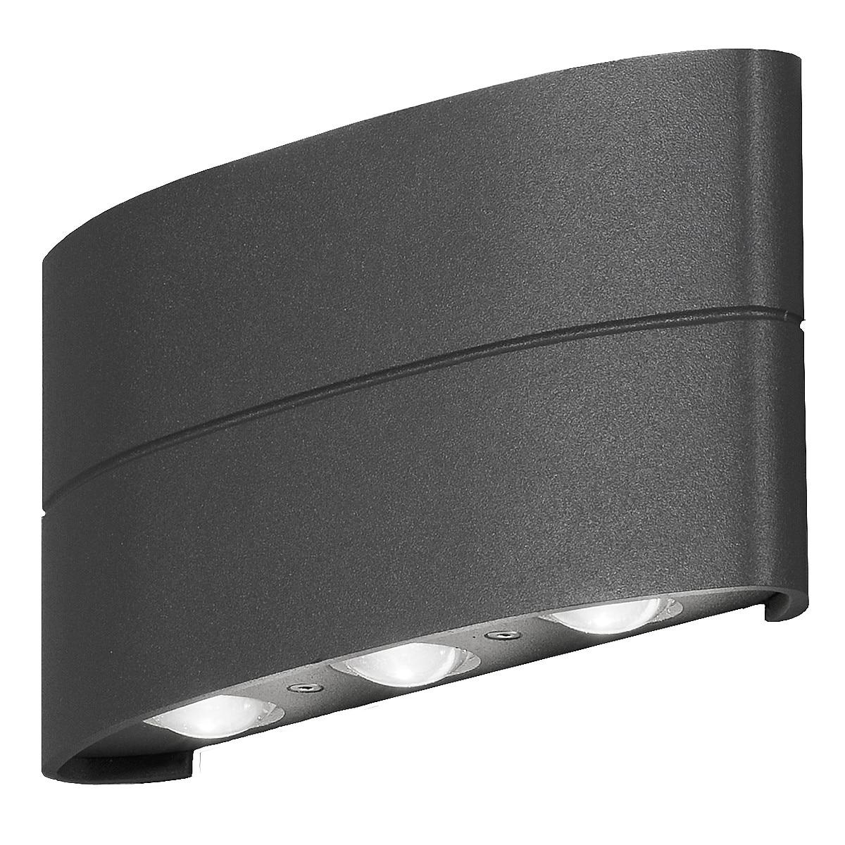 Seinäkohdevalaisin Chieri Konstsmide LED