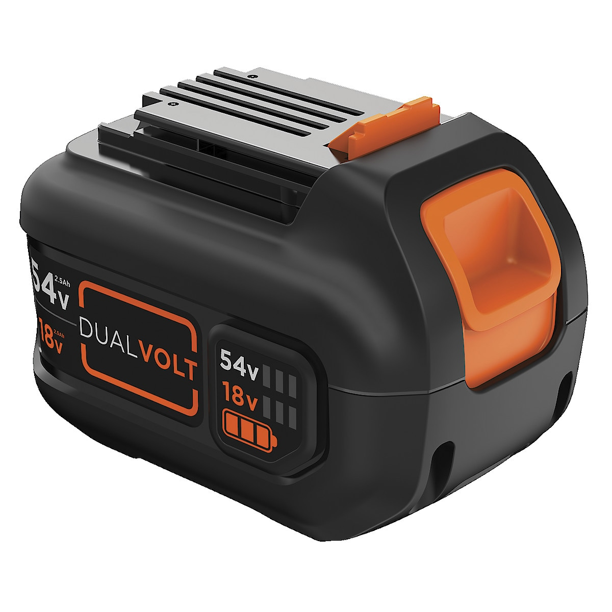 Batteri B&D 54 V 2,5 Ah Dualvolt