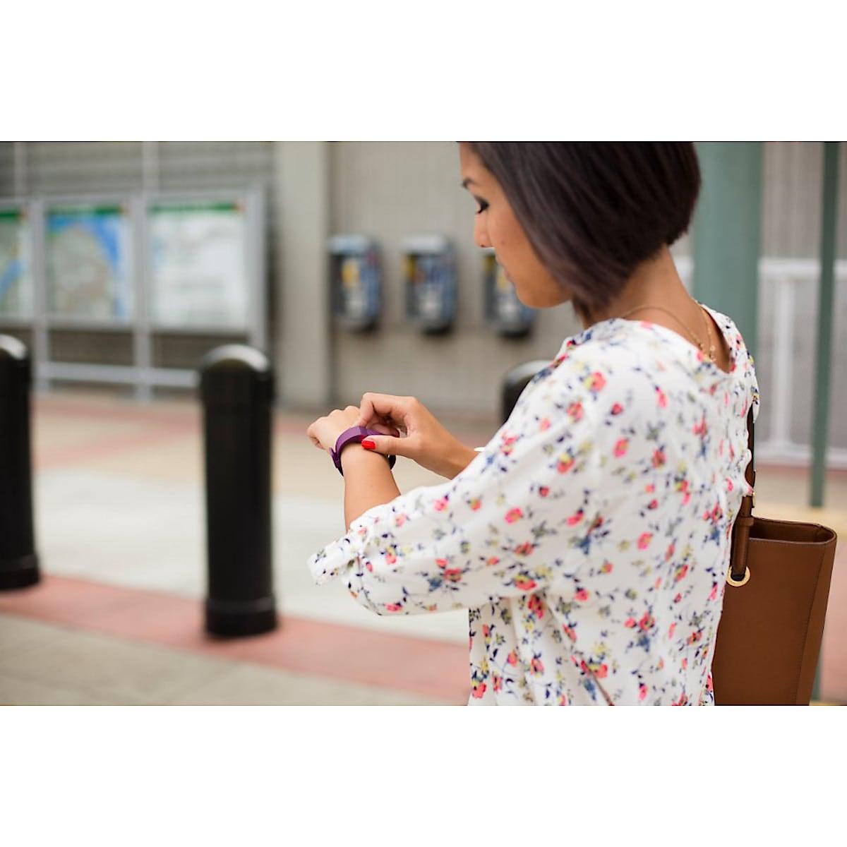 Aktiivisuusranneke Fitbit Charge HR Large