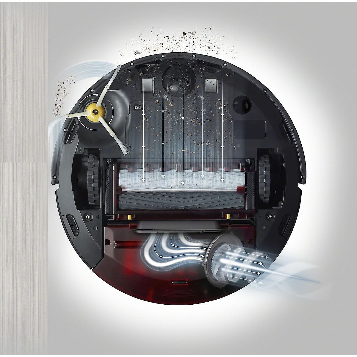 iRobot Roomba 975, robotdammsugare