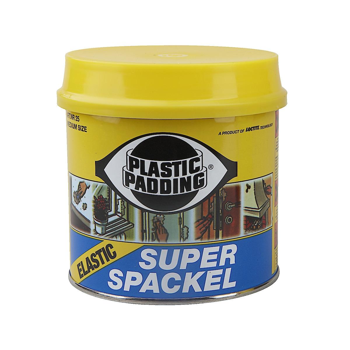 Elastic Plastic Padding