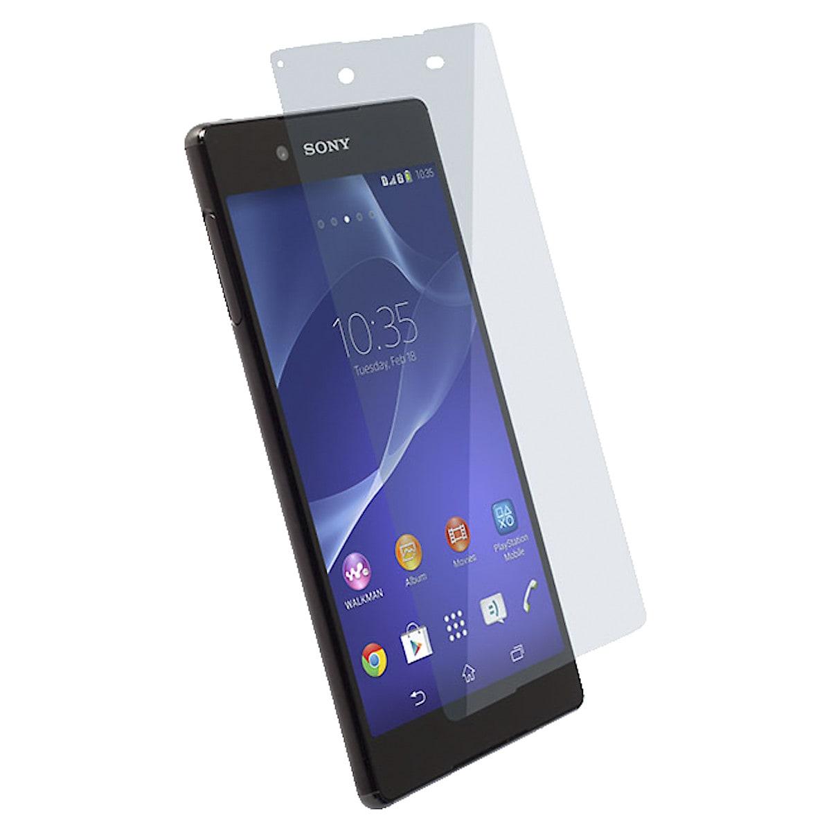 Displayschutz aus Glas für Sony Z5, Krusell Nybro