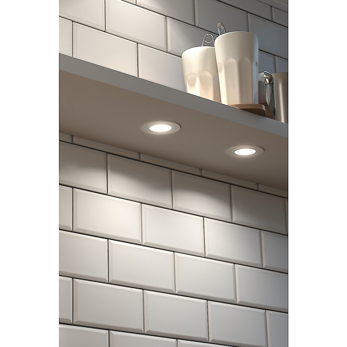 LED Downlights 3-pack