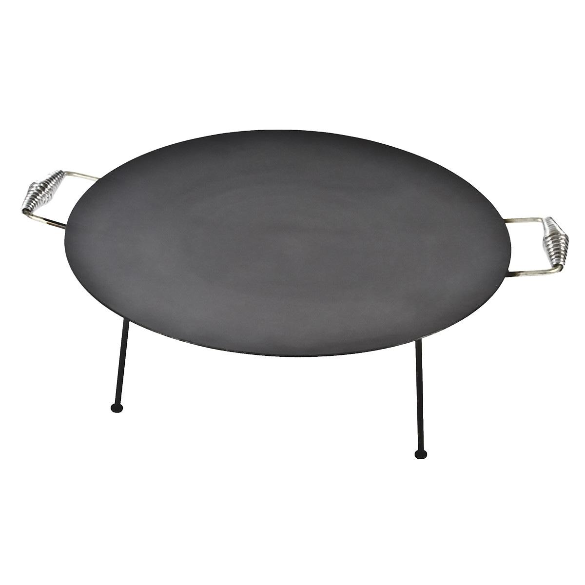 Hallmark BBQ Griddle Pan