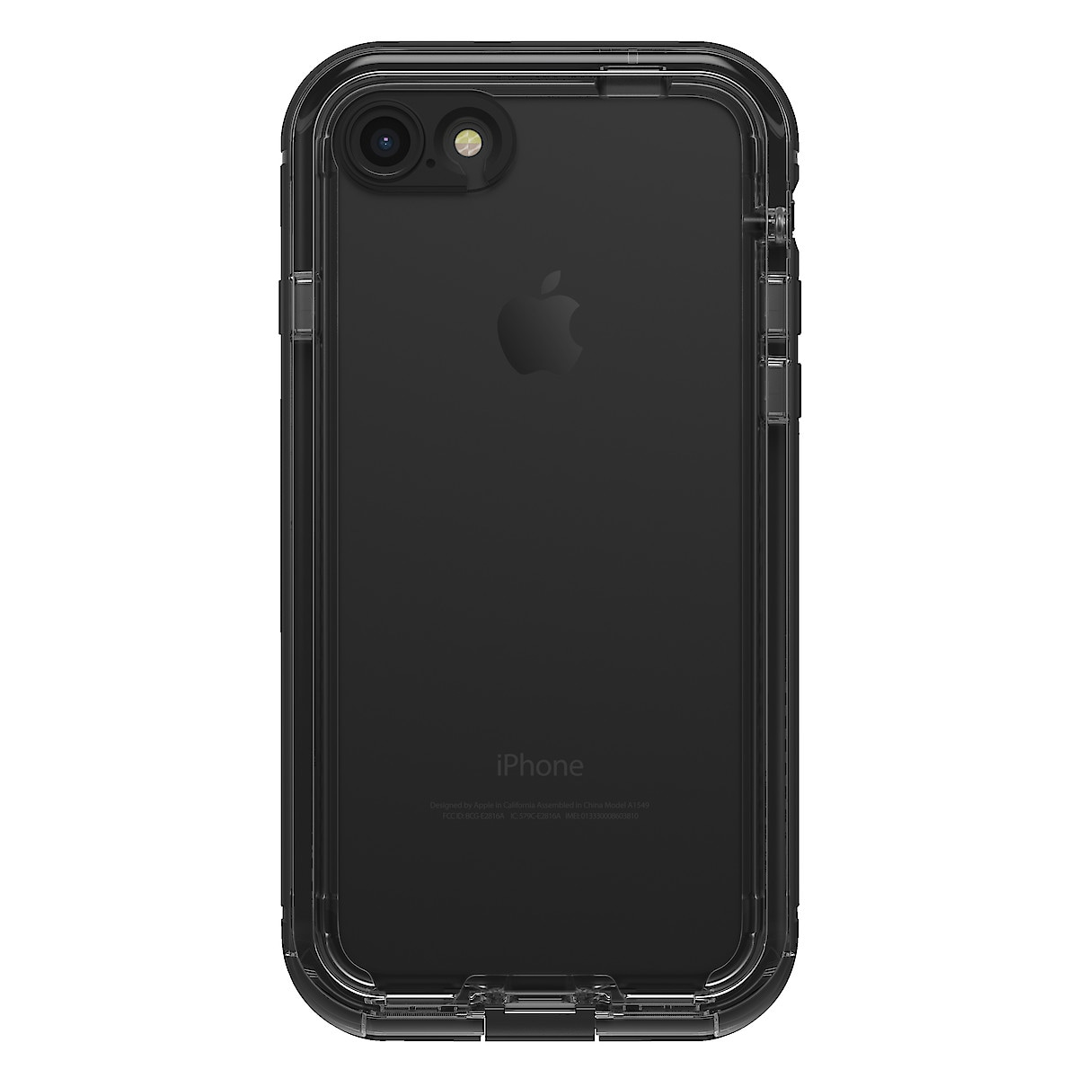 Mobiltelefoncover für iPhone 7, Lifeproof Nuud