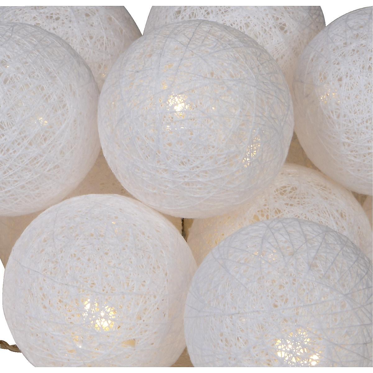 Ljusslinga med bollar, Northlight