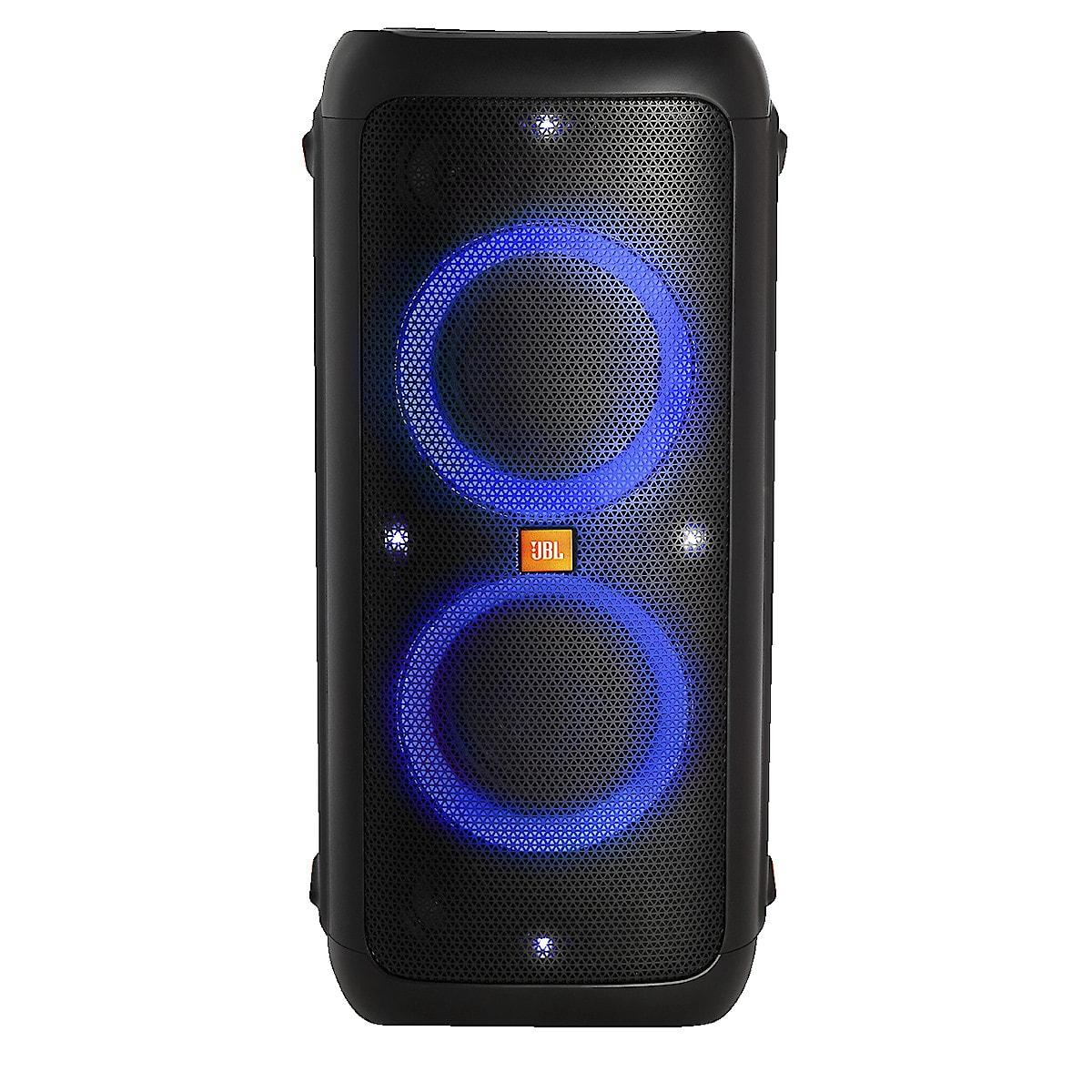Bärbar högtalare med ljuseffekter JBL PartyBox 300