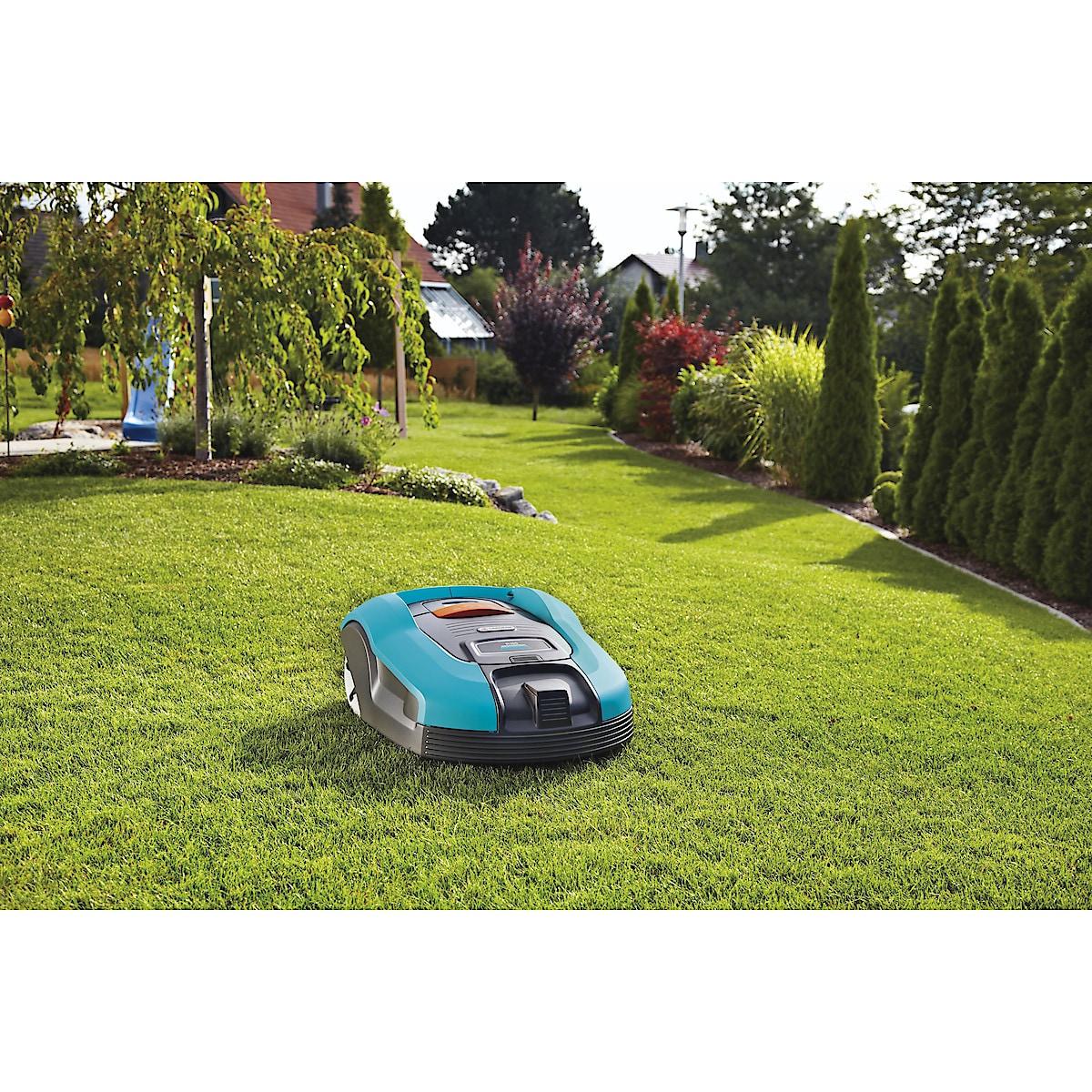 Robotgräsklippare Gardena R160