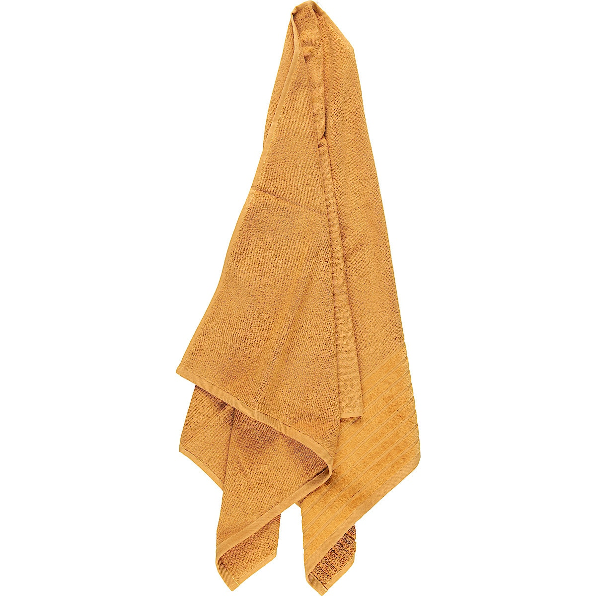 Yellow Bath Towel, 70 x 140 cm