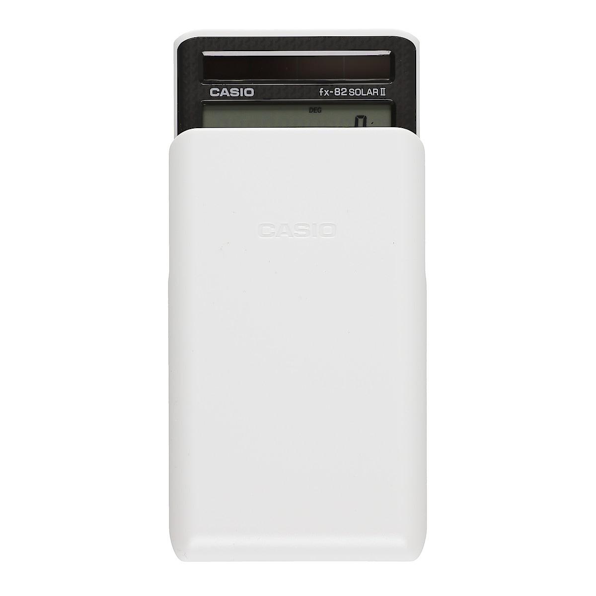 CASIO FX-82 SOLAR II kalkulator