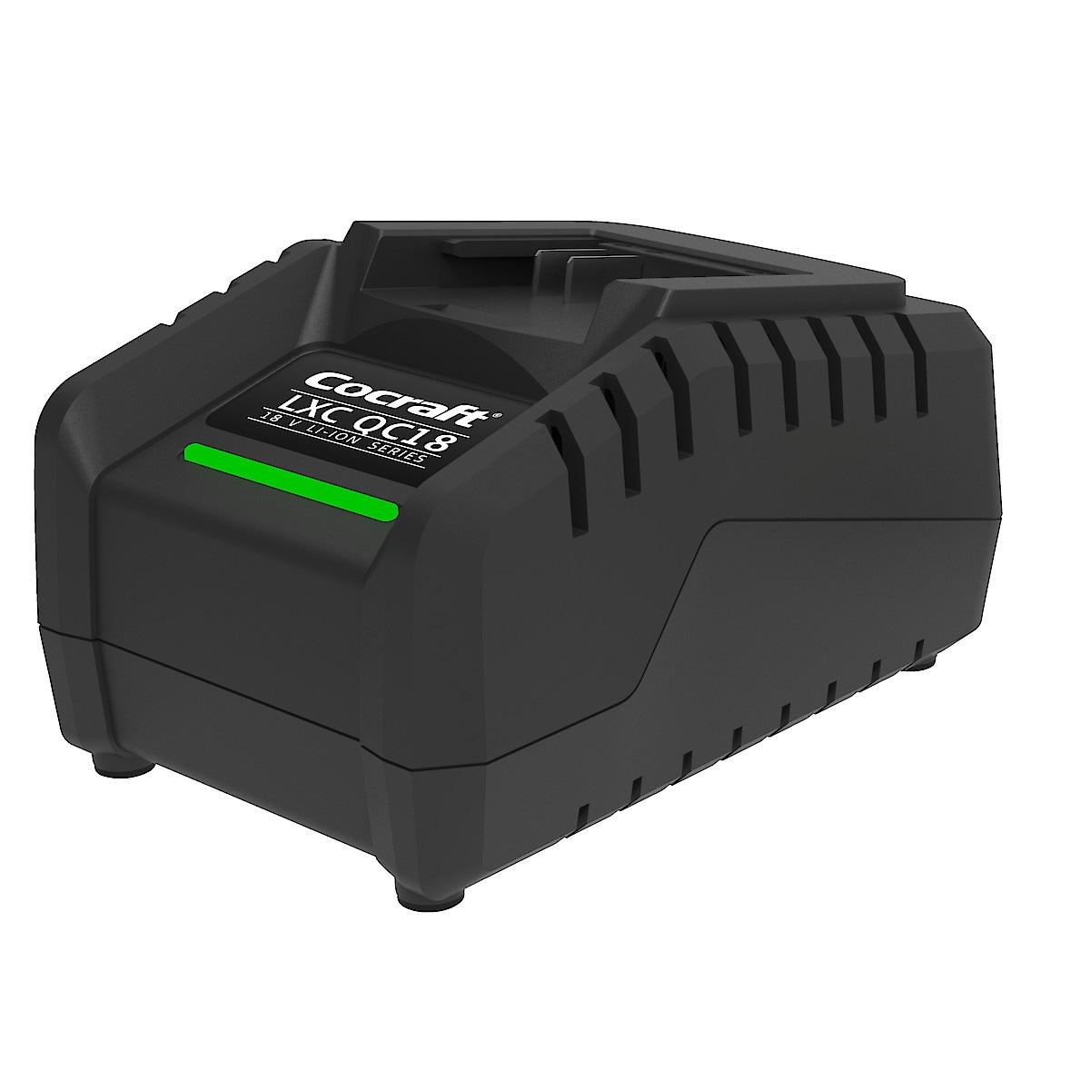 Batteriladdare Cocraft LXC QC18