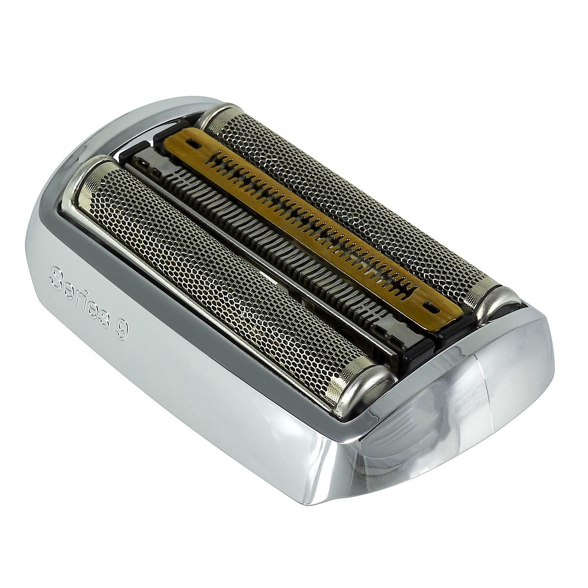 Kombipack Braun 92S Silver