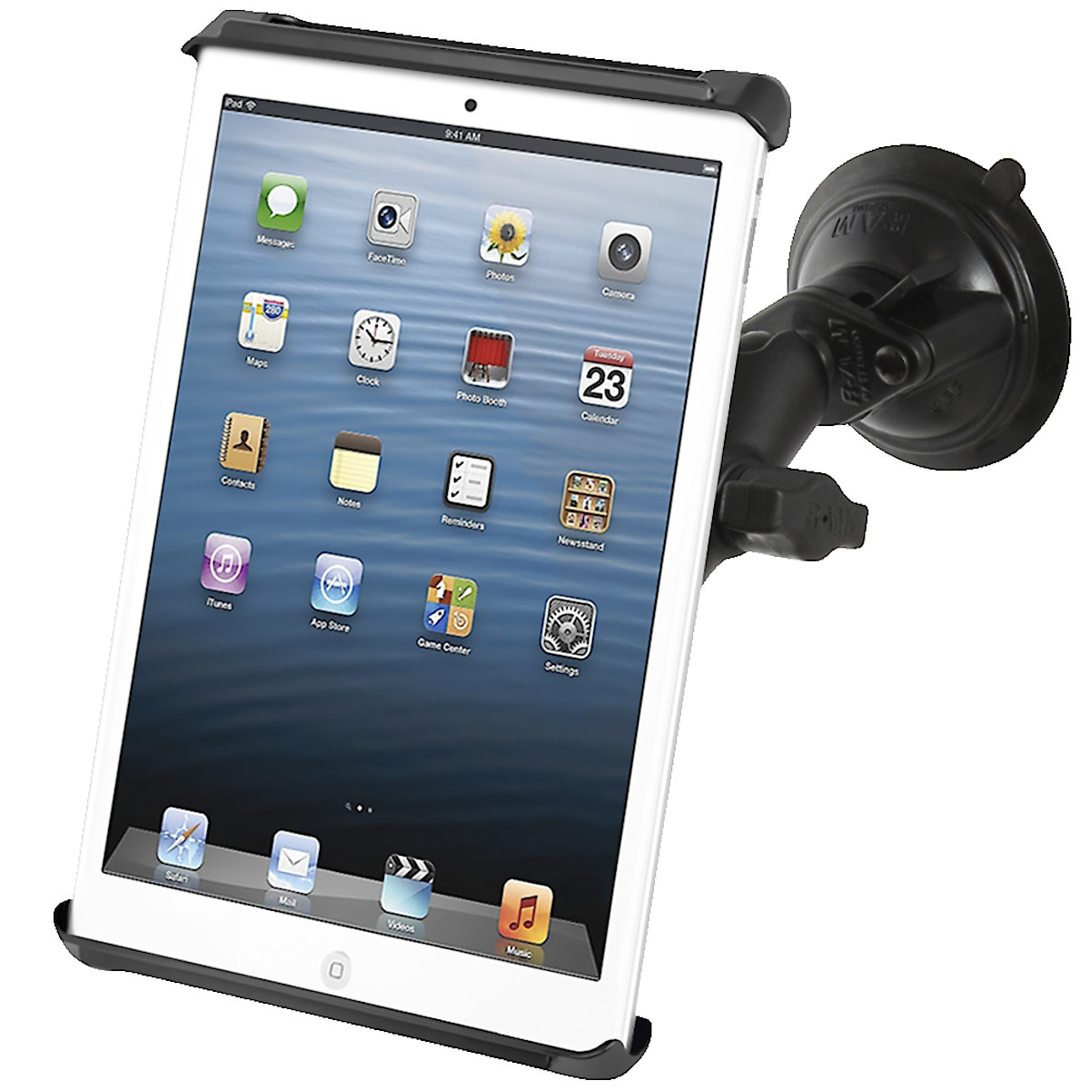 RAM Tablet Holder with Suction Cup Base