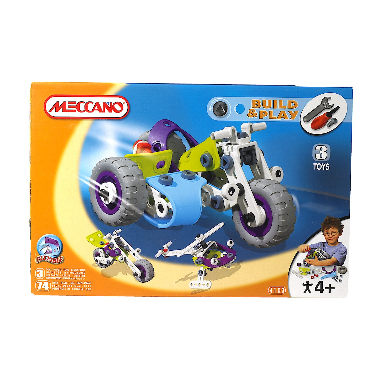 Build & Play Meccano