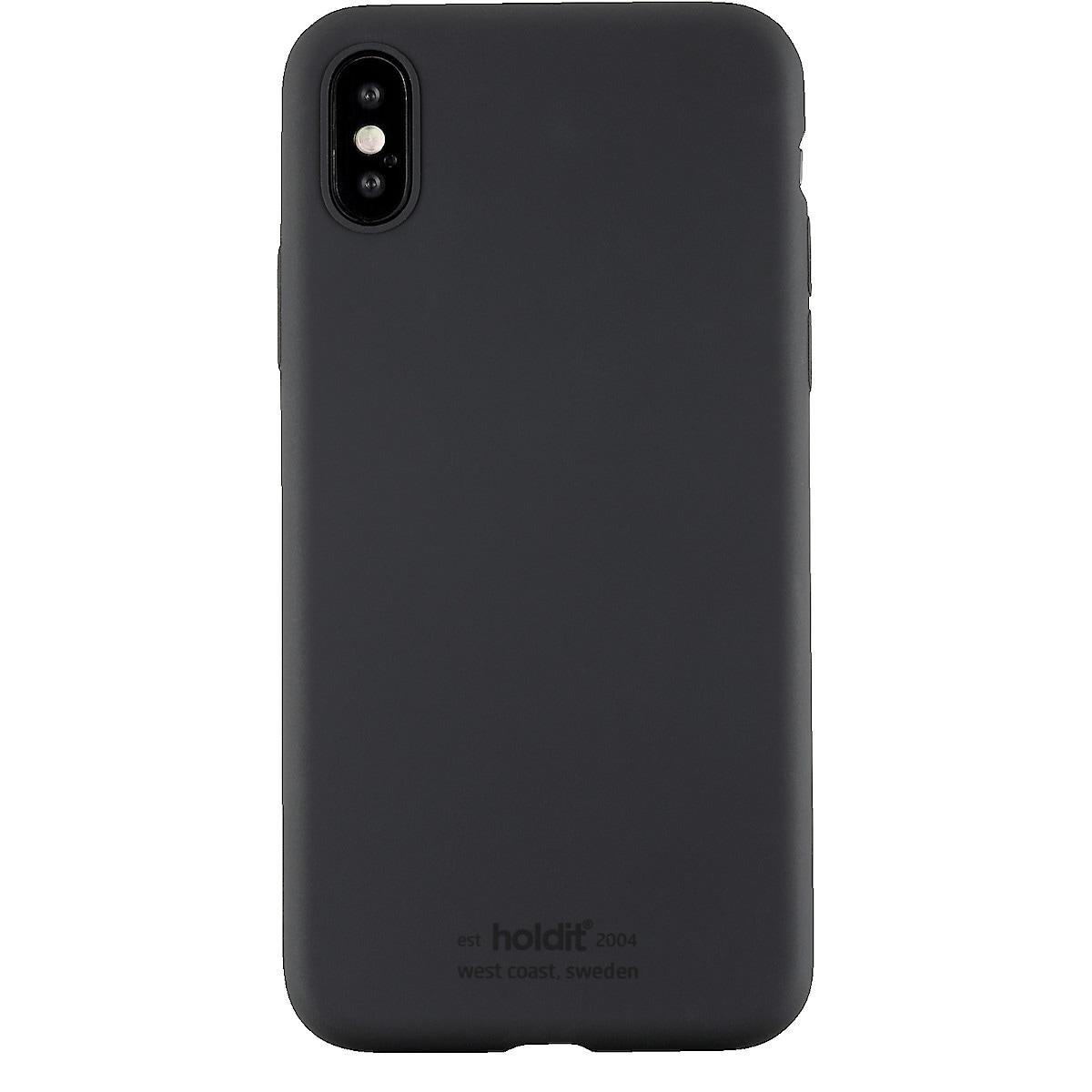 Mobilskal i silikon för iPhone X/XS Holdit