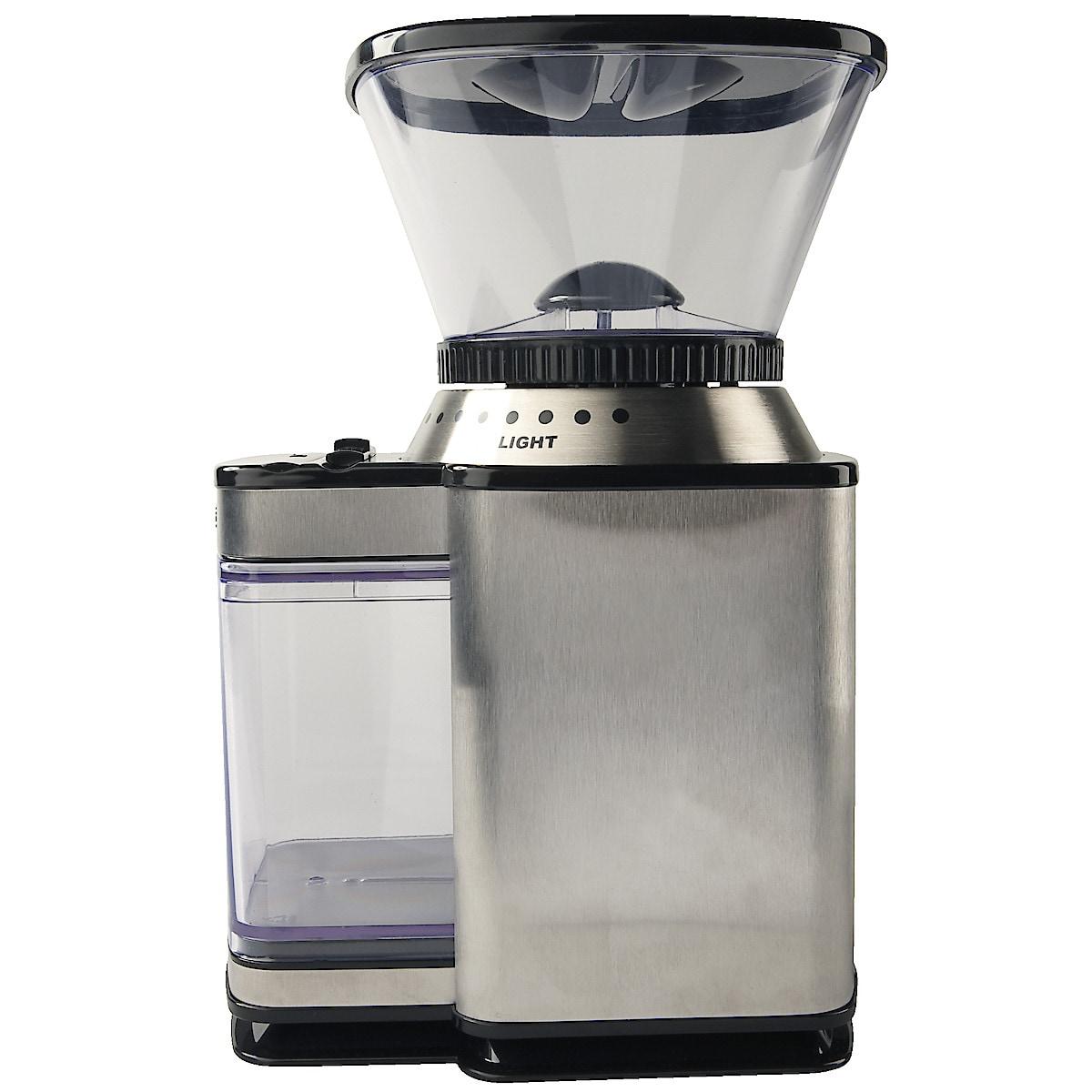 Kahvimylly Cuisinart. Ruostumatonta terästä