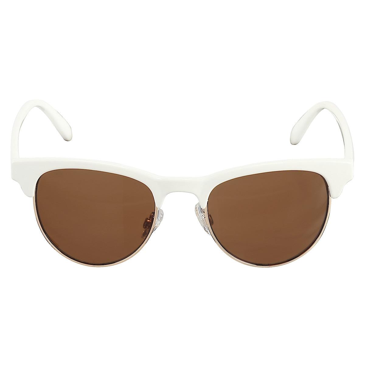 Plastic/Metal Sunglasses